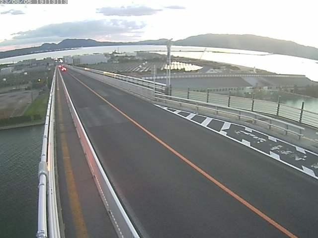 江島大橋最新画像